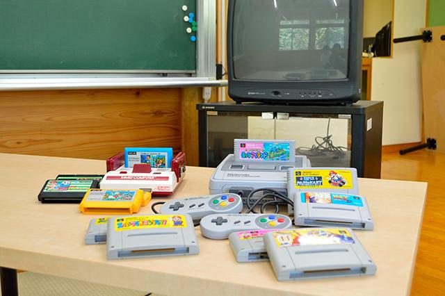 宮地東小学校 ゲームソフト