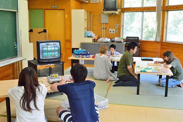 宮地東小学校 教室