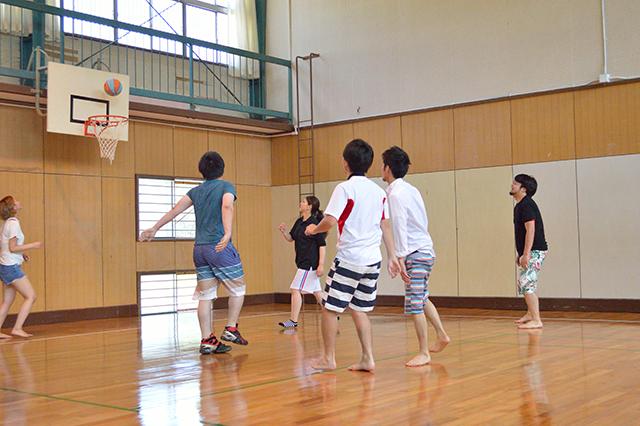 宮地東小学校 バスケットボール