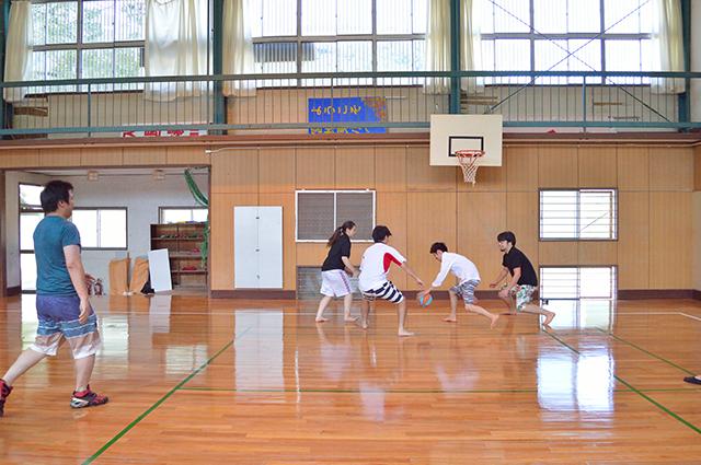 宮地東小学校 バスケ